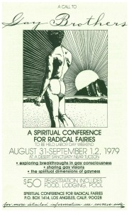 Radical Faeries 1979 Gathering