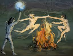 beltane faeries