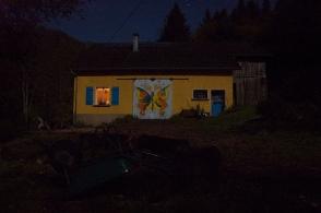 Folleterre Faerie Sanctuary by Night