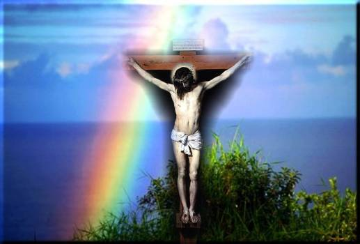 religious-christian-rainbow-jesus--backgrounds-powerpoint