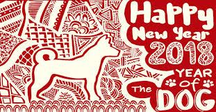 earth dog new year