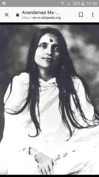 anandamayi